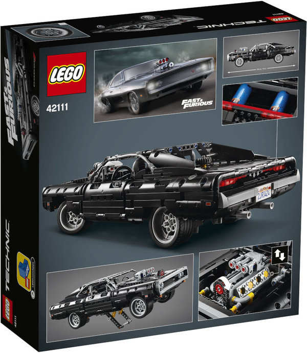42111 LEGO® Technic ''The Fast and the Furious''