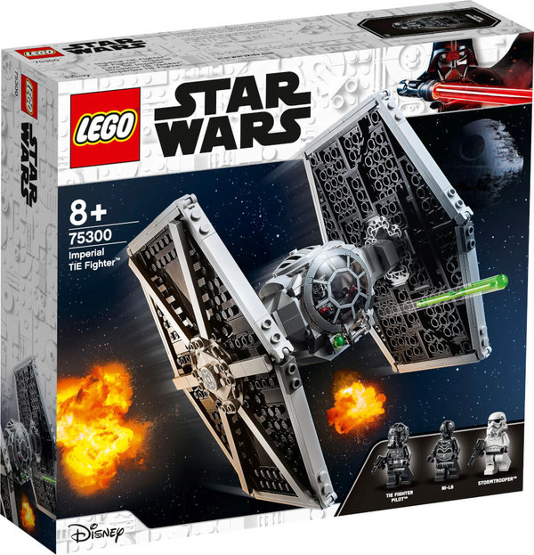 LEGO® Star Wars# 75300 Imperial TIE Fighter#