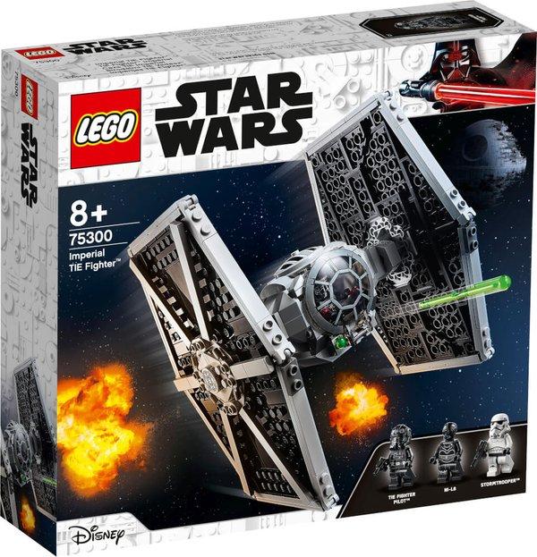 LEGO® Star Wars# 75300 Imperial TIE Fighter#