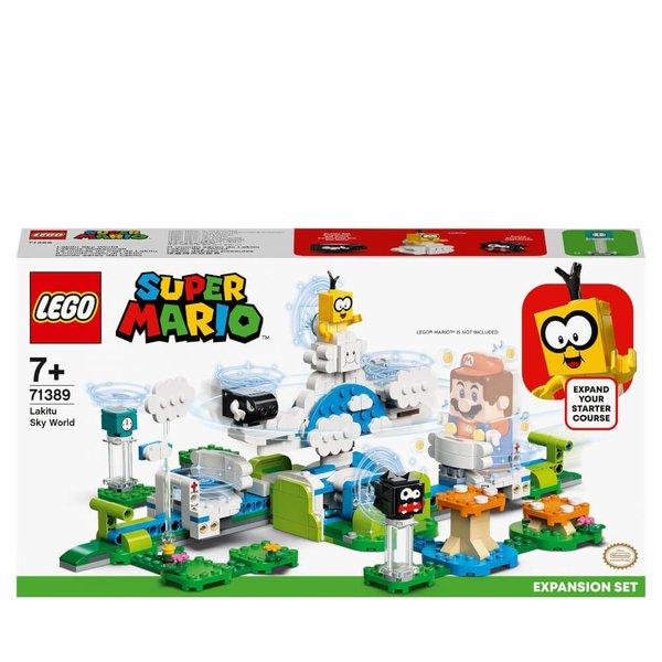 71389 LEGO® Super Mario  Lakitus Wolkenwelt # Erweiterungsset