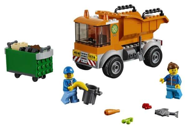 60220 LEGO® City Müllabfuhr