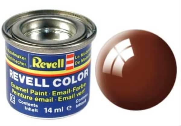 REVELL 32180 lehmbraun, glänzend RAL 8003 14 ml-Dose