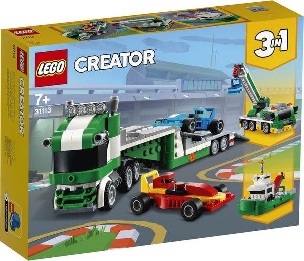 31113 LEGO® Creator Rennwagentransporter